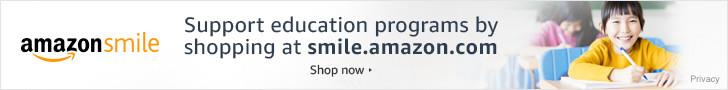 Shop At Amazon.com And A Portion of Your Purchase Goes To Raise Money For AIDB